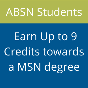 ABSN MSN degree graphic