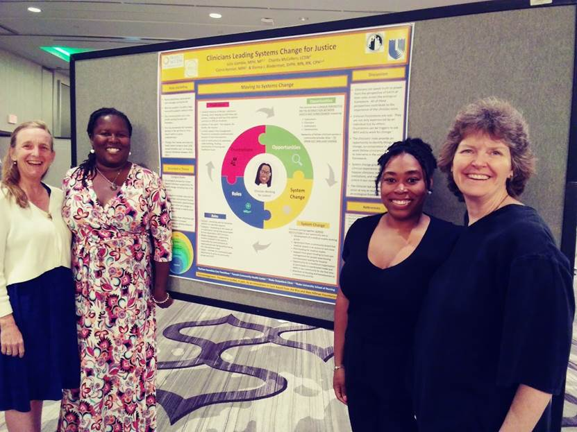 Biederman and Colleagues Present at National Health Care for the Homeless Council Conference and Policy Symposium