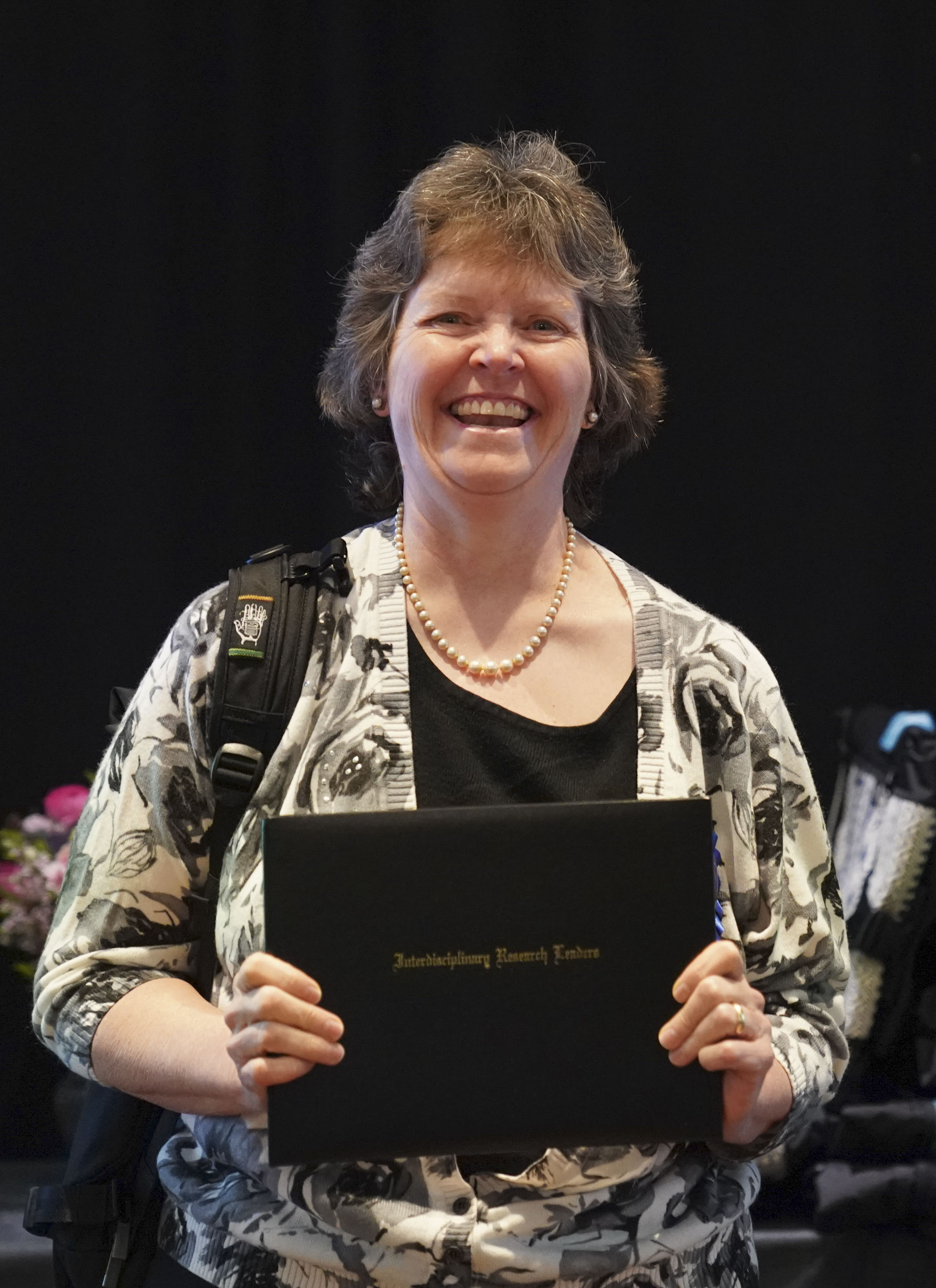 Donna Biederman Graduates from Robert Wood Johnson Foundation Interdisciplinary Research Leaders Program