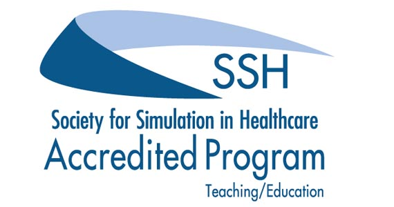 SSH Accreditation logo