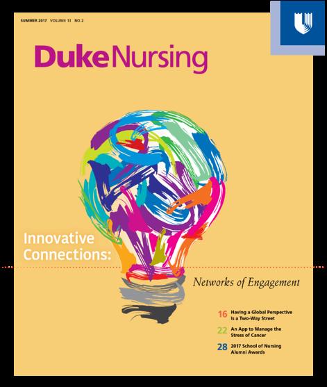 Duke Nursing Magazine and Alumni News | Duke School of Nursing