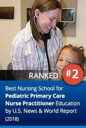 Best Nursing School for Pediatric Primary Care Rankings Image