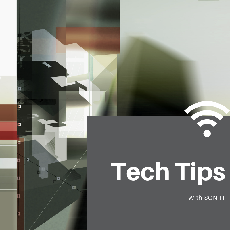 Tech Tips Graphic