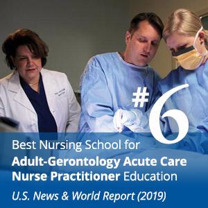 Adult Gerontology Nurse Practitioner Acute Care Duke University