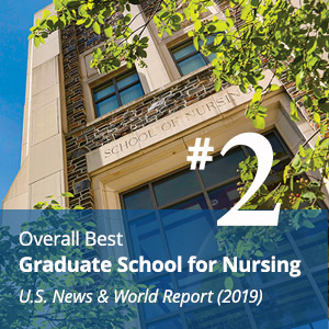 No. 2 U.S. News & World Report ranking